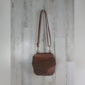 Hobo International Brown Travel Cross Body Bag OS